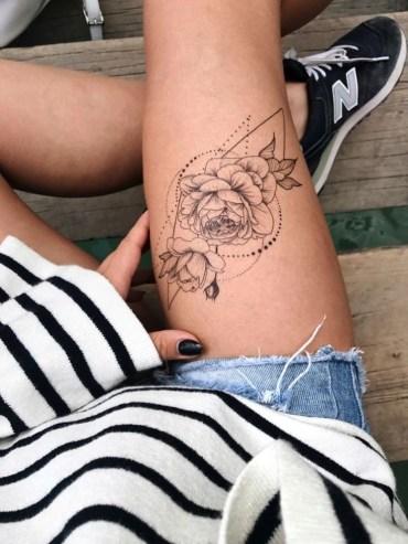 Idées tatouage cuisse