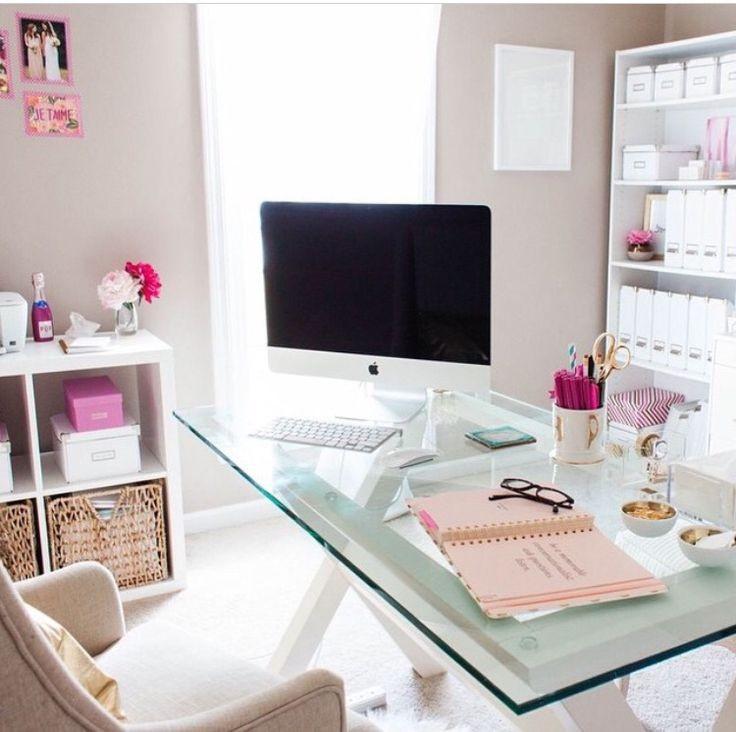 Inspiration coin bureau femme