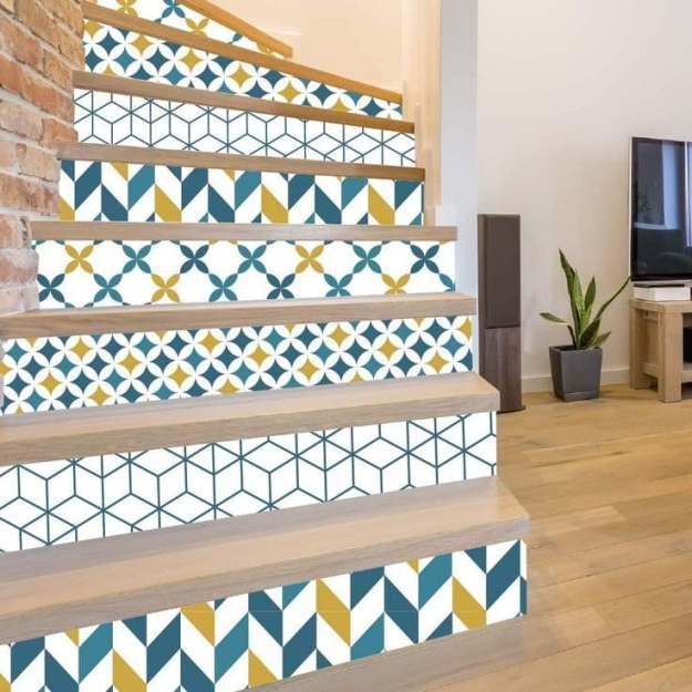 Moderniser ses escaliers