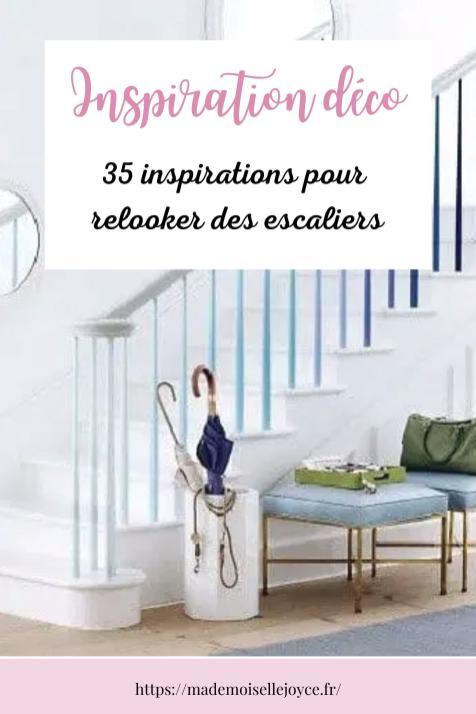 Relooker escaliers facilement
