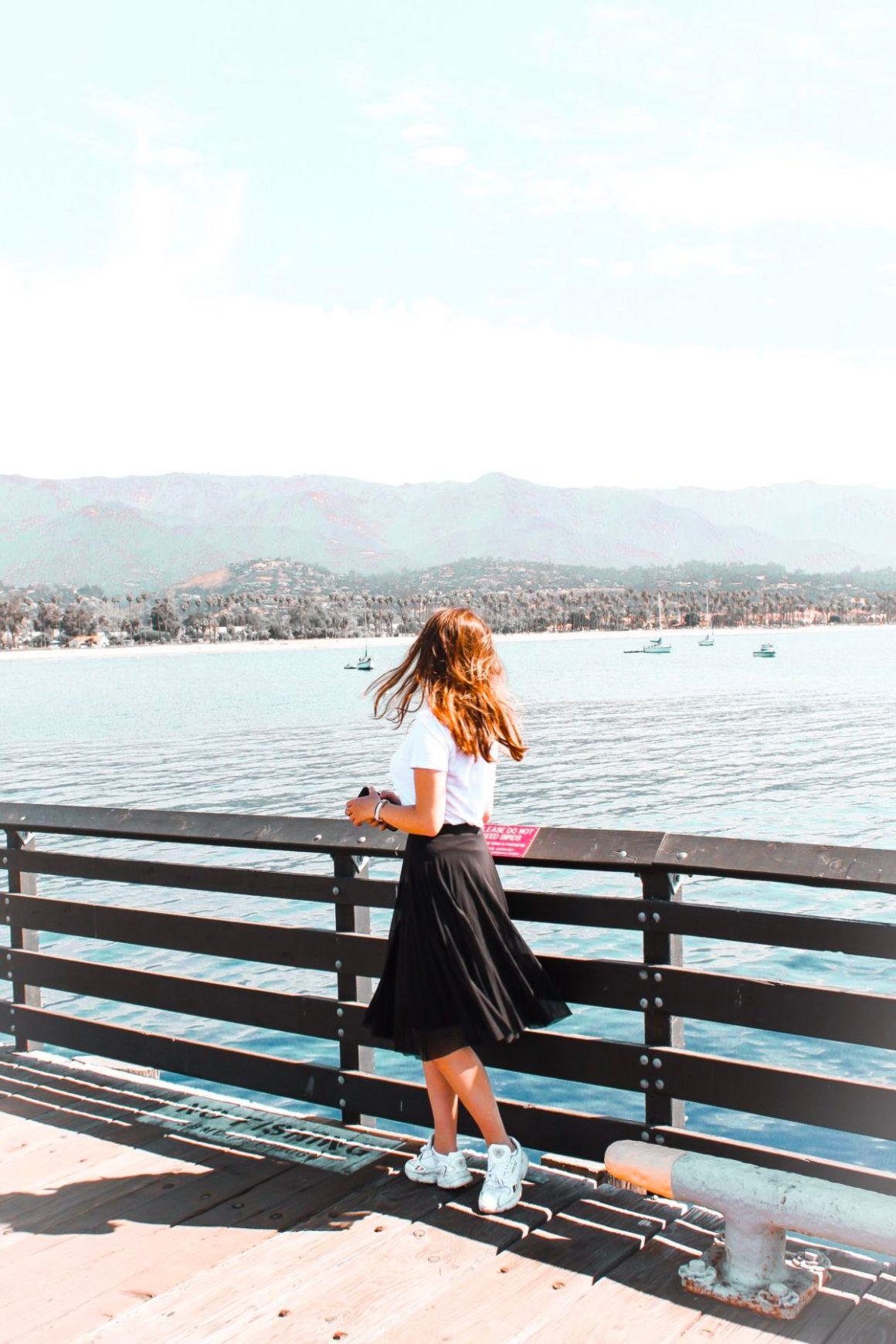 Une journée à Santa Barbara en Californie