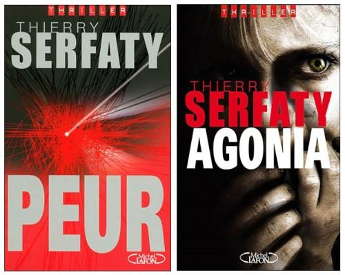 Thierry Serfaty Peur Agonia