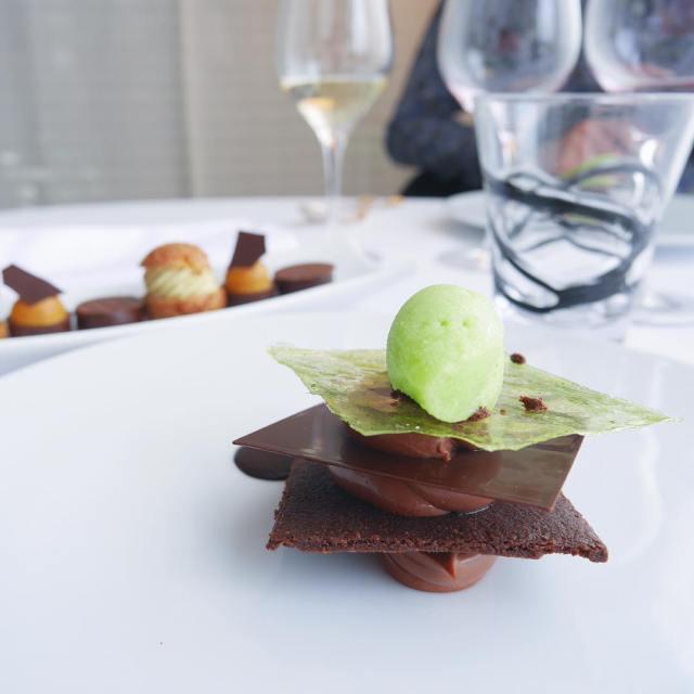 HELLO VENDREDI Quand le chocolat rencontre  le persil Cettehellip