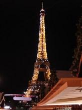 Tour Eiffel (et le marché de Noël)