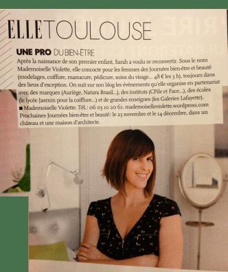 Elle Octobre 2013 Tlse
