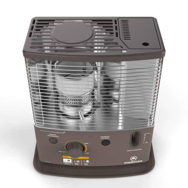 Estufas De Gas Radiante. Latest Calentador Estufa