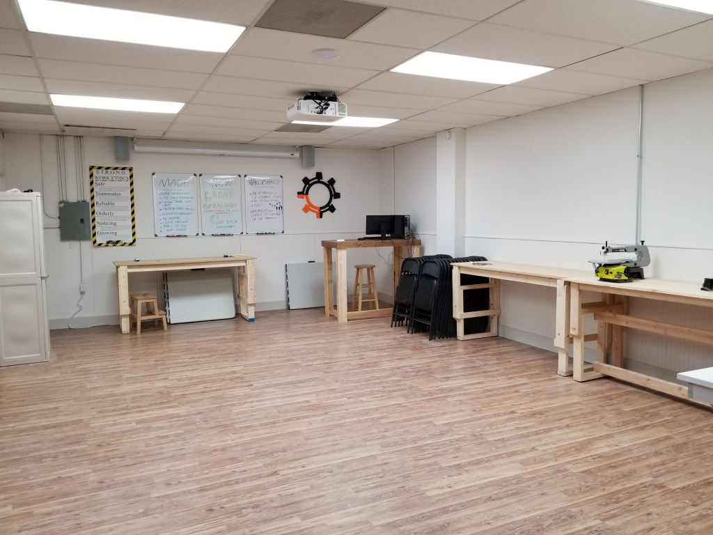 Join Our Makerspace - Made New Makerspace