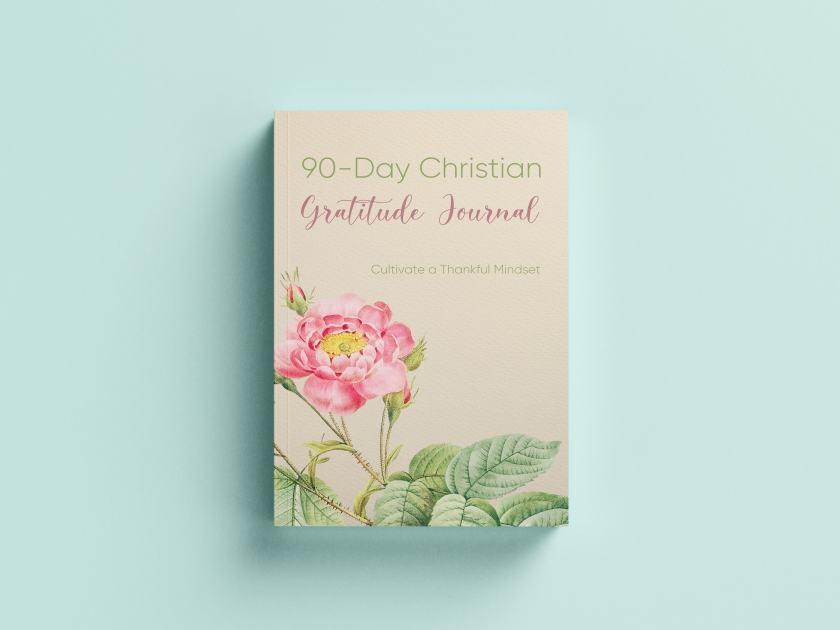 90-Day Christian Gratitude Journal