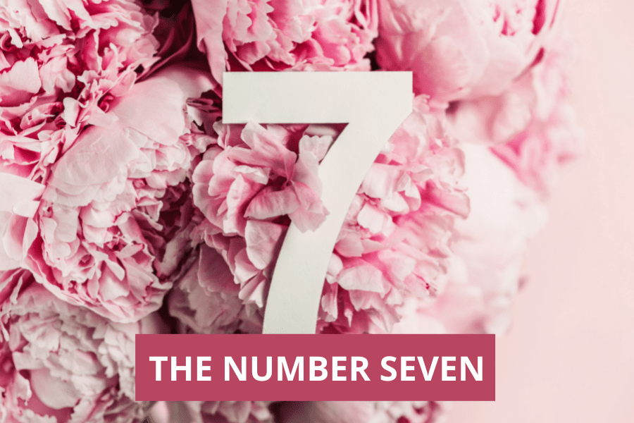 Seven Squared Why seven is my favorite number