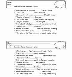 Relative Pronoun Worksheet 4th Grade New Relative and Possessive Pronouns  Worksheet – Worksheets Ideas Printable [ 1079 x 763 Pixel ]