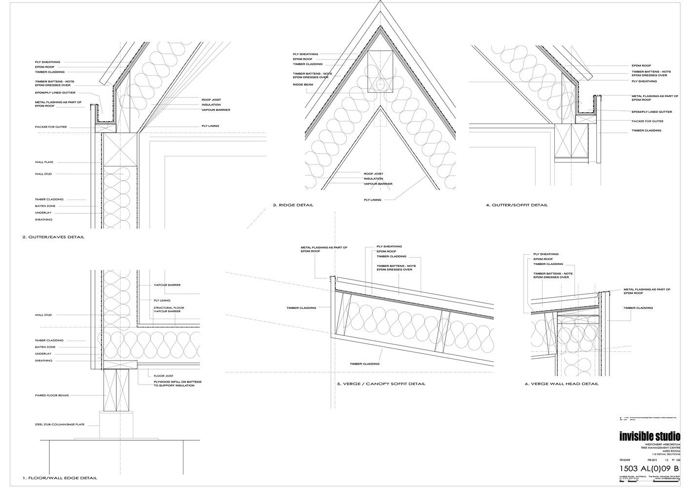 Tejados Revestidos De Madera Timber Roof Cladding