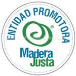 Sello Madera Justa de entidad promotora