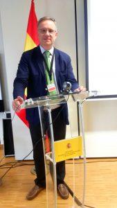 Alberto Romero, Secretario General de AEIM.