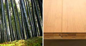 suelo de bambu ecológico