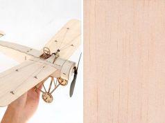 madera de balsa