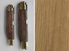 madera de encina