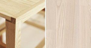madera de fresno