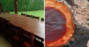 madera de quebracho