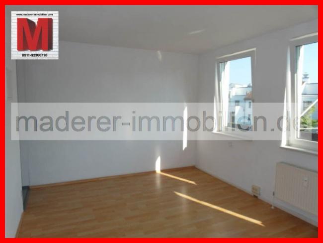 1 Zimmerwohnung mieten Nrnberg WE56  Maderer Immobilien