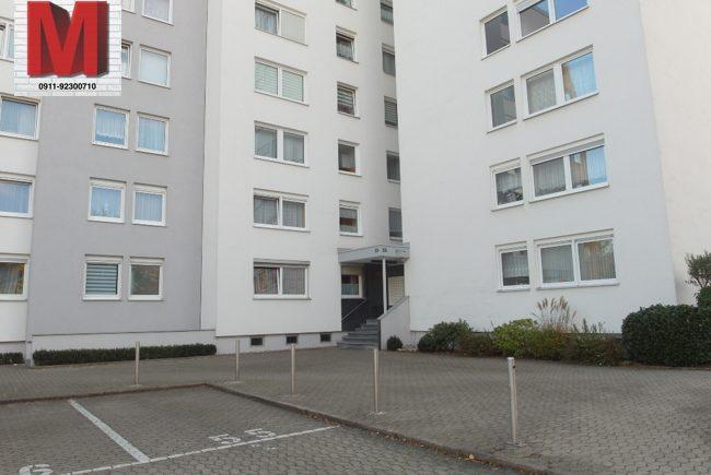 90473 Nrnberg Giesbertstrae Balkonwohnung mieten mit 2