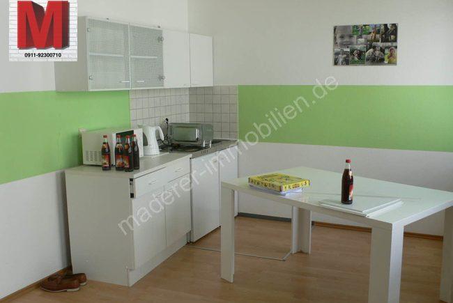 Wohnung mieten mit 1 Zimmer in Nrnberg WE70  Maderer