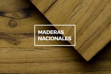 Maderas Nacionales