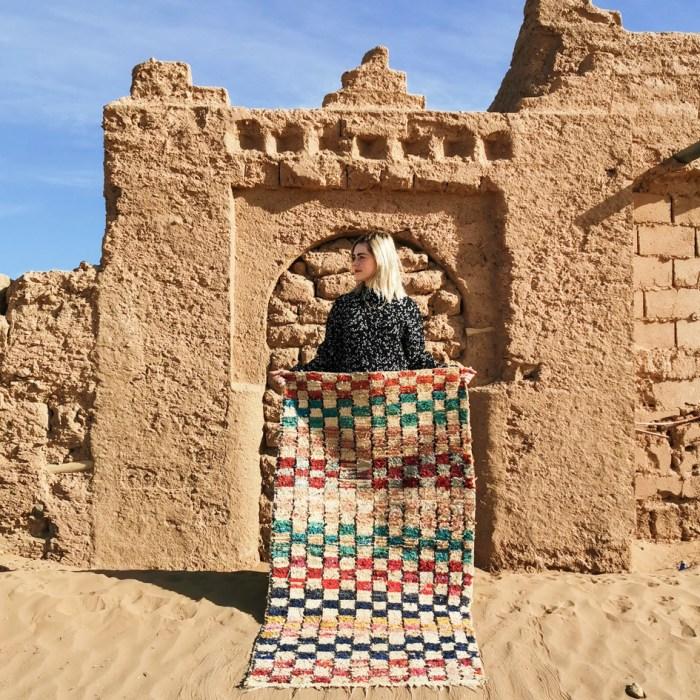 Madesign Azilal berber rug
