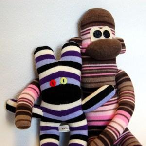 Sock Creatures