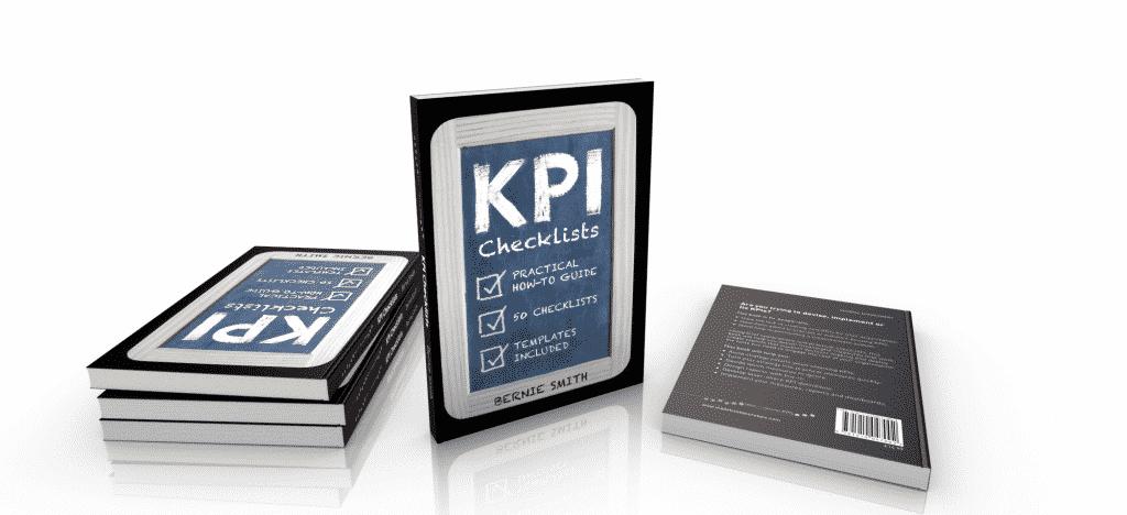 Group Boxshot of KPI Checklists