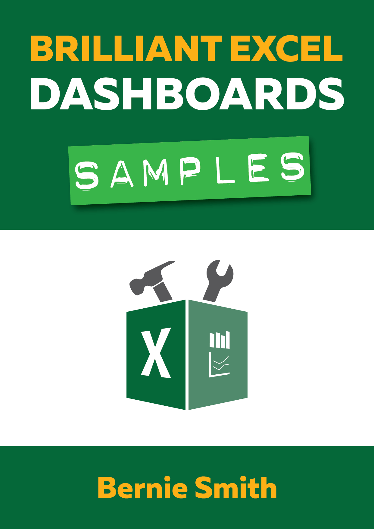 Brilliant Excel Dashboards Samples-01