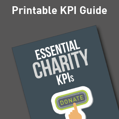 Charity KPI Guide Ad image