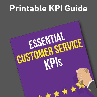 Customer Service KPI Guide Ad