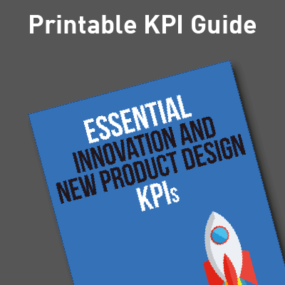 Innovation and NPD KPI Guide Ad image