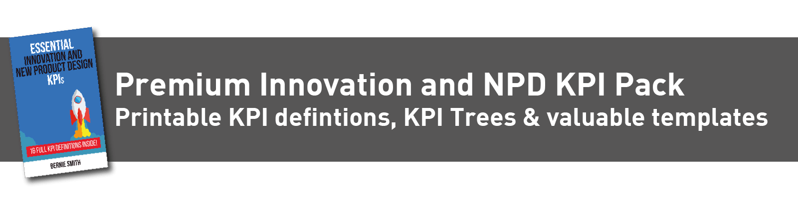 Innovation and NPD Masthead - B