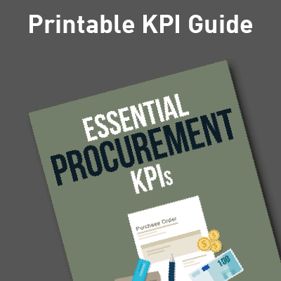 Procurement KPI Guide Ad image copy
