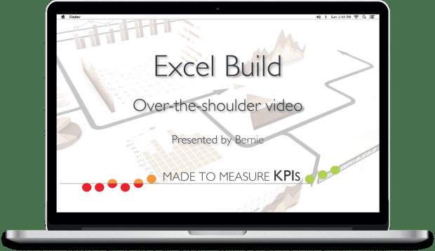 Open Laptop Showing Video - Build