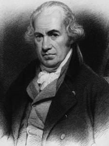 Made up in Britain Steam Engine  James Watt 1769
