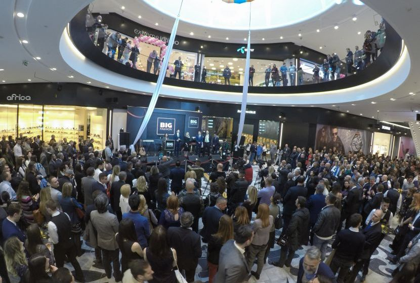 BIG FASHION (Belgrade Plaza) ha aperto al pubblico !