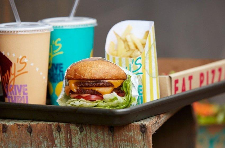Amy's Drive Thru , il vegetariano che sfida McDonald's