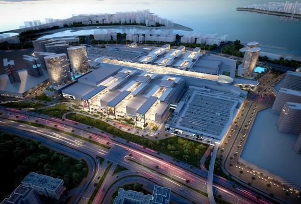 Sorgerà a Dubai uno dei più imponenti Mall al mondo