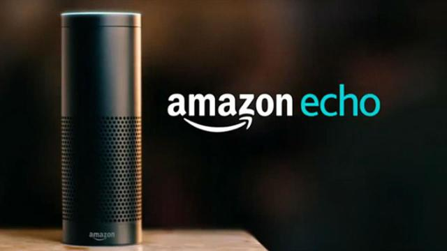 amazon alexa Echo