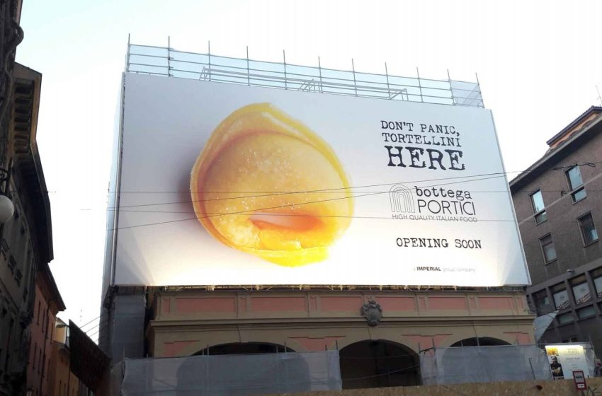 Il 5 Dicembre apre Bottega Portici ad Assago Milanofiori
