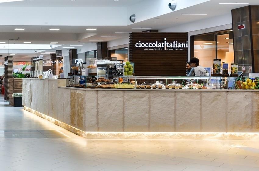 CioccolatItaliani entra al C.C. Milanofiori Assago