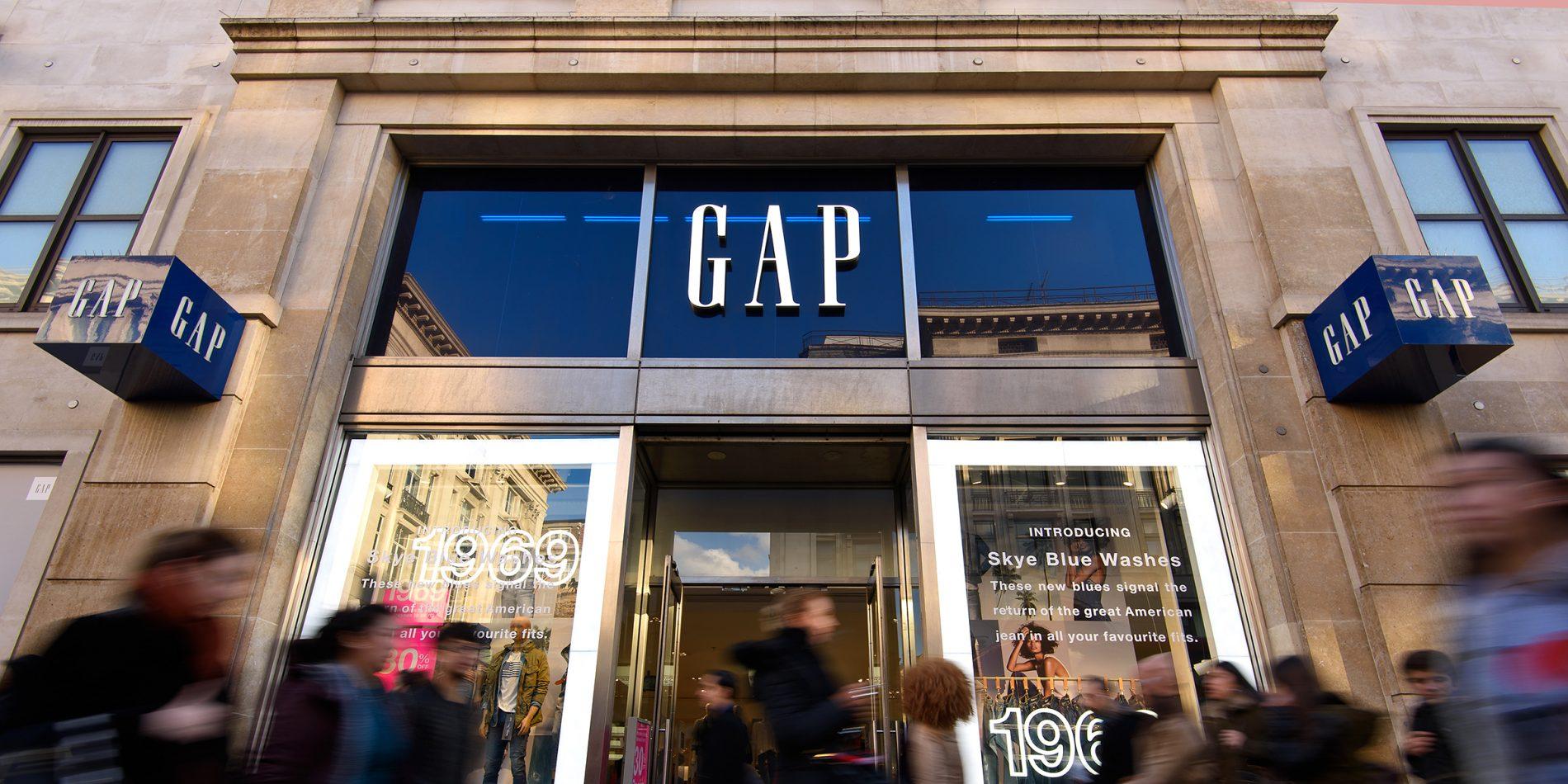Gap apre al franchising estero per Athleta, Janie and Jack