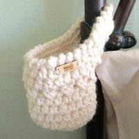 Free Crochet Pattern: The Hanging Basket