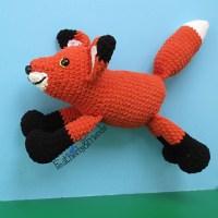 Forrest the Huggable Fox