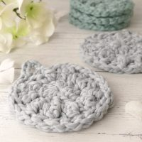 The Best Chunky Facial Scrubbies Crochet Pattern for Craft Fairs