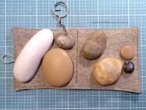 Einfach Steine draufkleben?