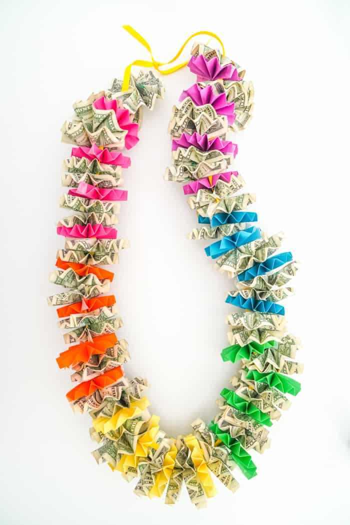 How To Make A Money Necklace : money, necklace, Money, HAPPY