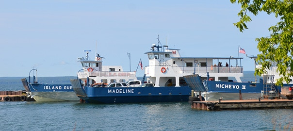 About Madeline Island Ferry Line